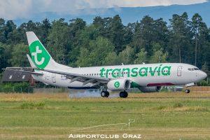 Transavia Boeing 737-8K2 PH-HXK