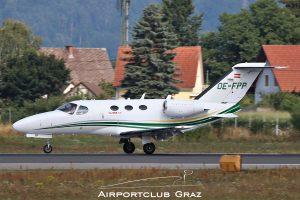 GlobeAir Cessna 510 Citation Mustang OE-FPP