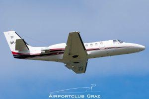 Hyperion Aviation Cessna 550B Citation Bravo 9H-SAL