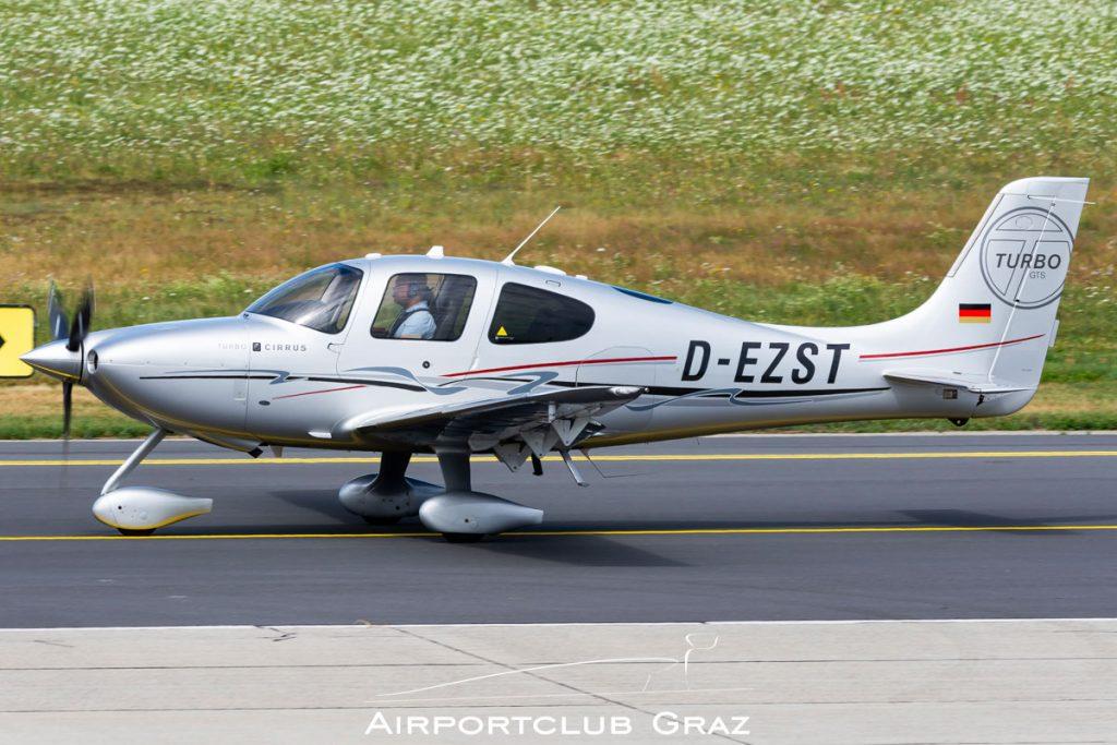 Cirrus SR22T-GTS D-EZST