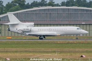 Air Alsie Dassault Falcon 8X OY-DBS