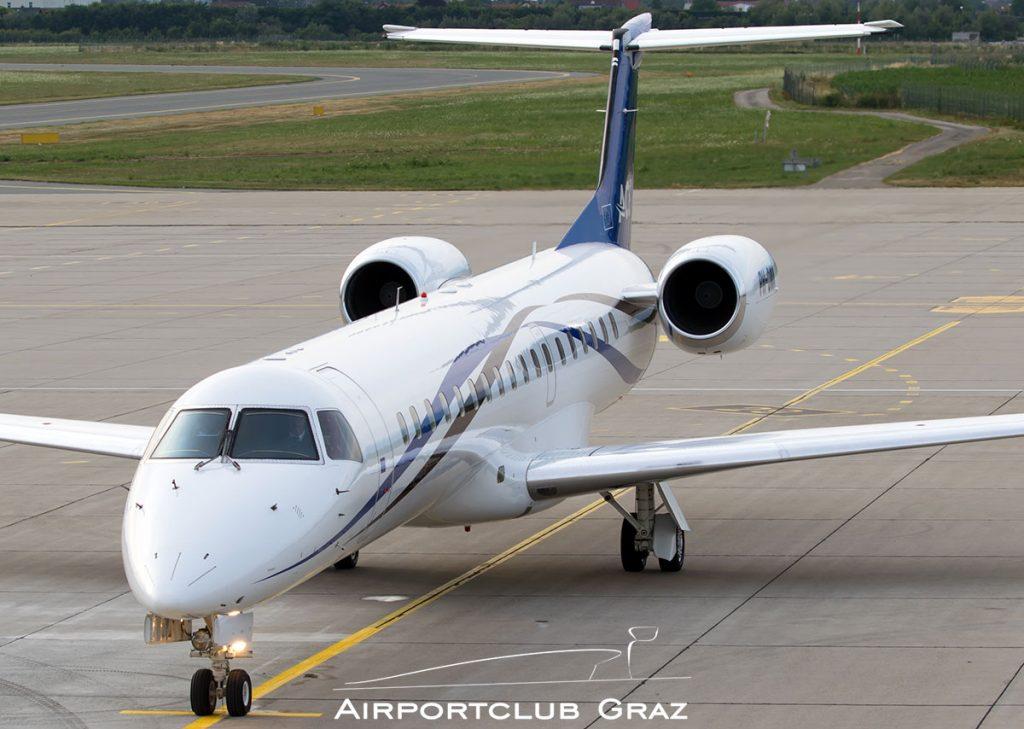JetNetherlands Embraer 145 PH-DWA