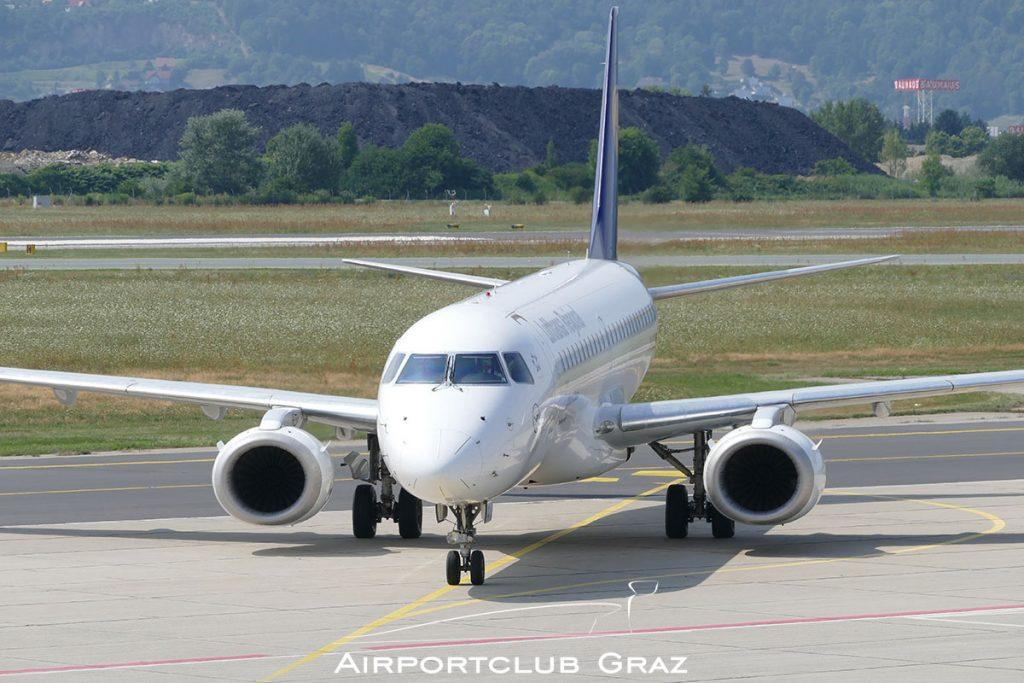 Lufthansa Cityline Embraer 190 D-AECI