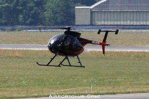 Heli Czech Hughes 369E (500E) OK-HCB