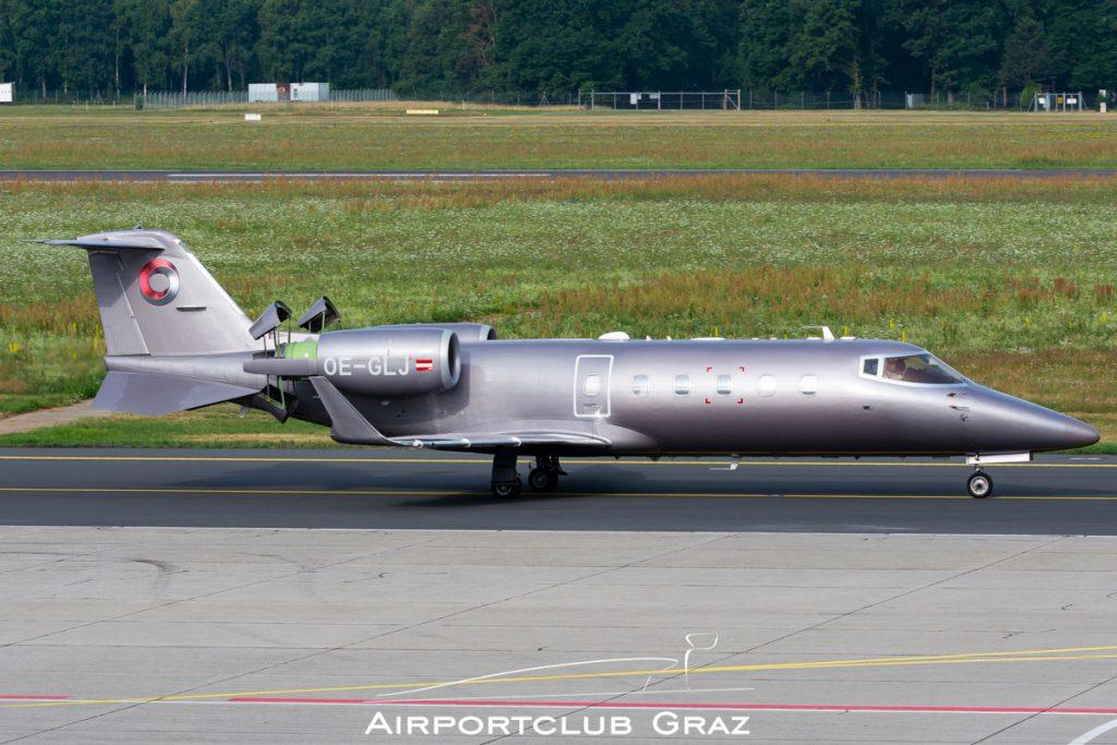Sparfell Luftfahrt Learjet 60 OE-GLJ