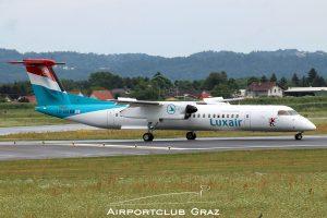 Luxair Q400 LX-LQD