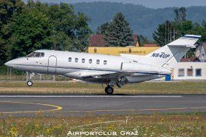 Raytheon Hawker 800XP N84UP