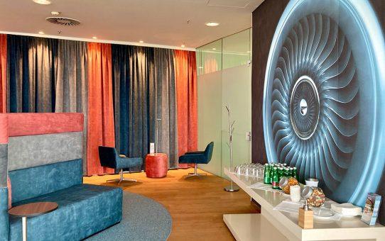 VIP-Lounge im moderneren Look neu eröffnet