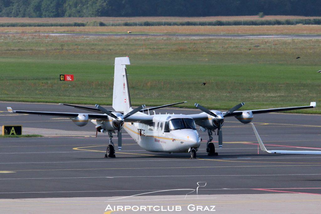 Meixner Aerial Survey Aero Commander 690 OE-FME