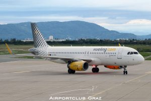 Vueling Airbus A320-232 EC-MEQ