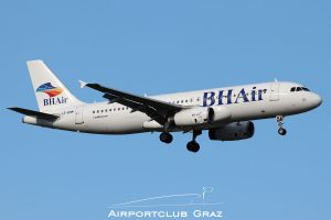BH Air Airbus A320-232 LZ-BHM