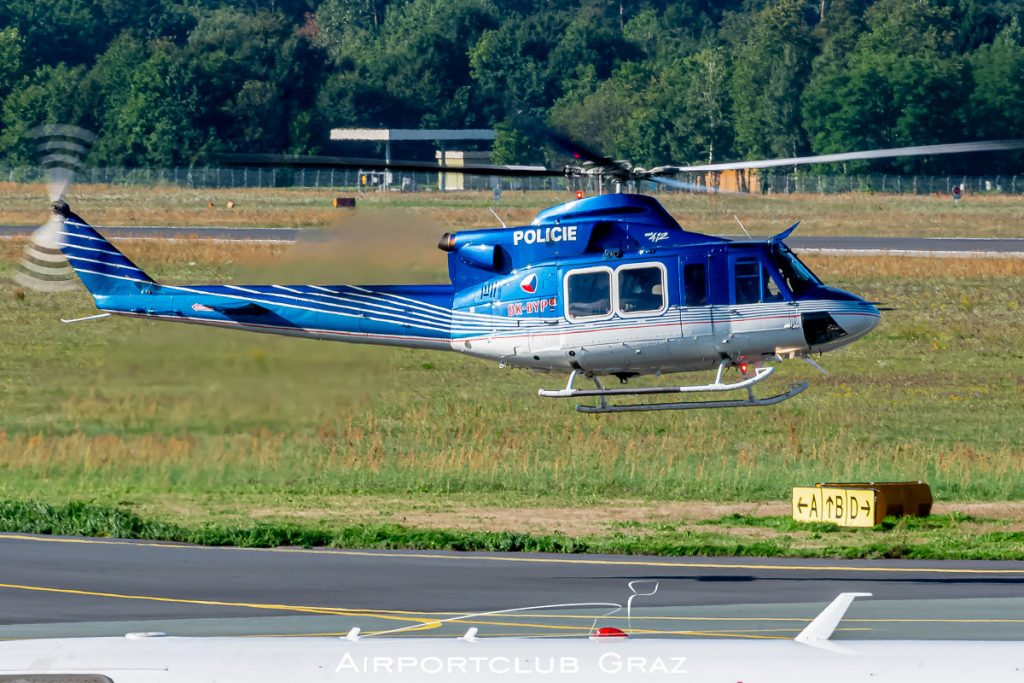 Czech Republic Police Bell 412EP OK-BYP