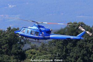 Czech Republic Police Bell 412EPI OK-BYT