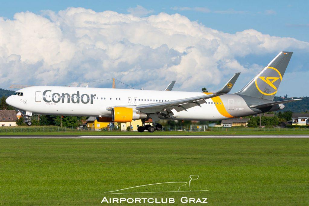 Condor Boeing 767-330 D-ABUF