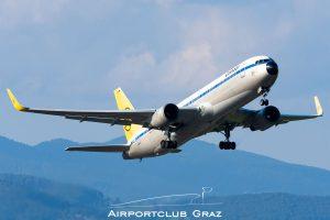 Condor Boeing 767-31B D-ABUM