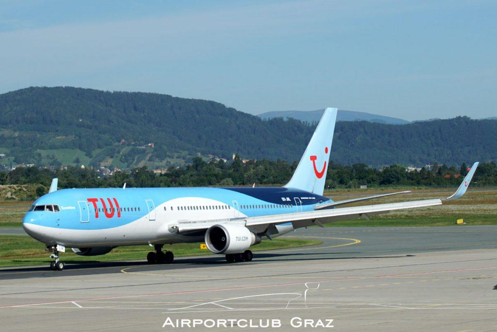 TUI Boeing 767-304 OO-JNL