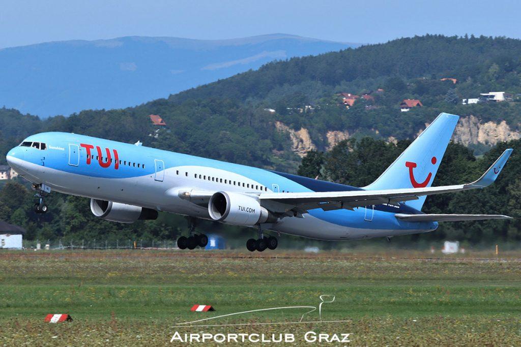 TUI Airlines Belgium Boeing 767-304 OO-JNL