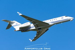 Limitless Aviation Bombardier BD-700-1A10 Global Express T7-LASM