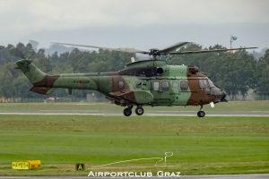 Albania Air Force Eurocopter AS 532AL Cougar FA-633