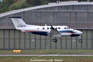 The Little Jet Company Beech B200 Super King Air G-DXTR