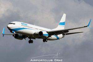 Enter Air Boeing 737-8Q8 SP-ESG