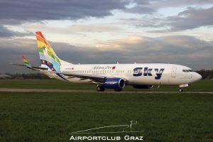 Sky Airlines Boeing 737-83N TC-SKS