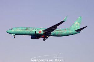 SunExpress Boeing 737-8HX TC-SUZ