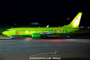 S7 Airlines Boeing 737-8LP VP-BUL